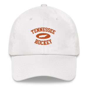 TN HOCKEY CO. TENNESSEE ORANGE DAD HAT
