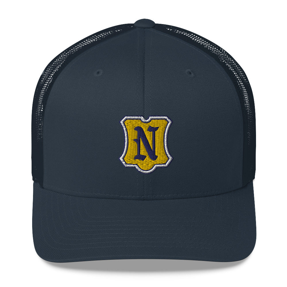 NASH SHIELD TRUCKER HAT