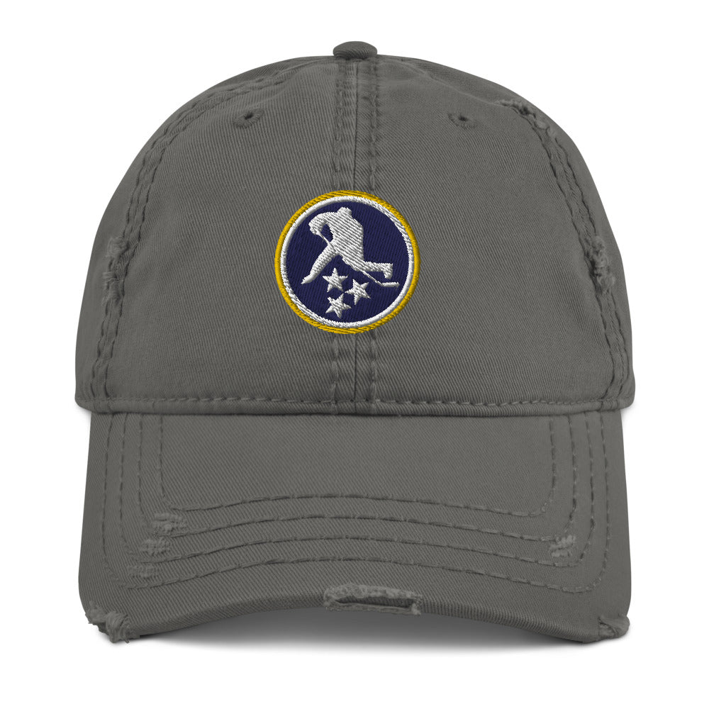NASHVILLE TN HOCKEY CO. ICON DAD HAT