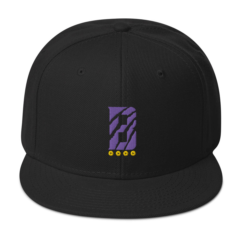 BETHEL MEN'S ROLLER HOCKEY SNAPBACK
