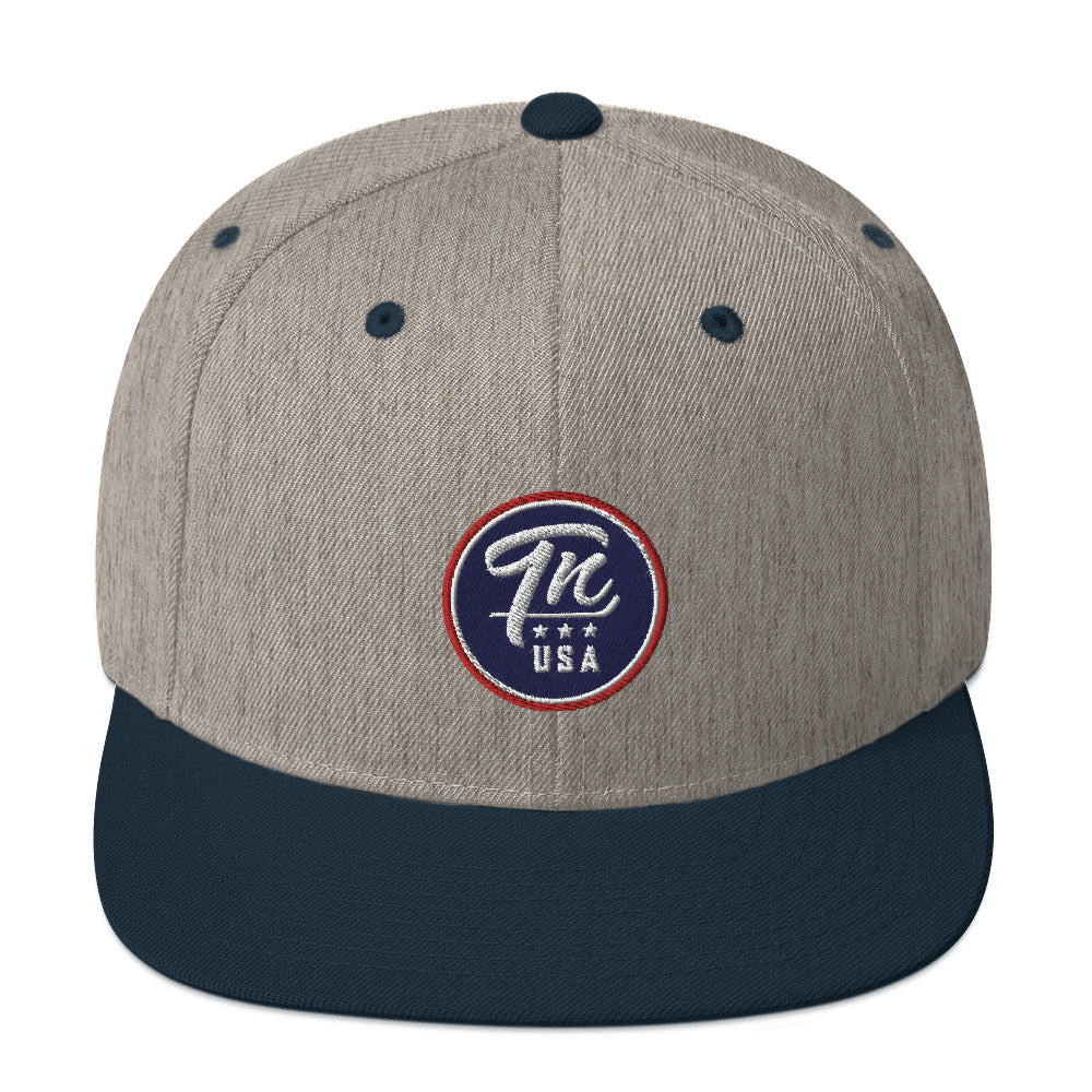 TN HOCKEY CO. USA SNAPBACK