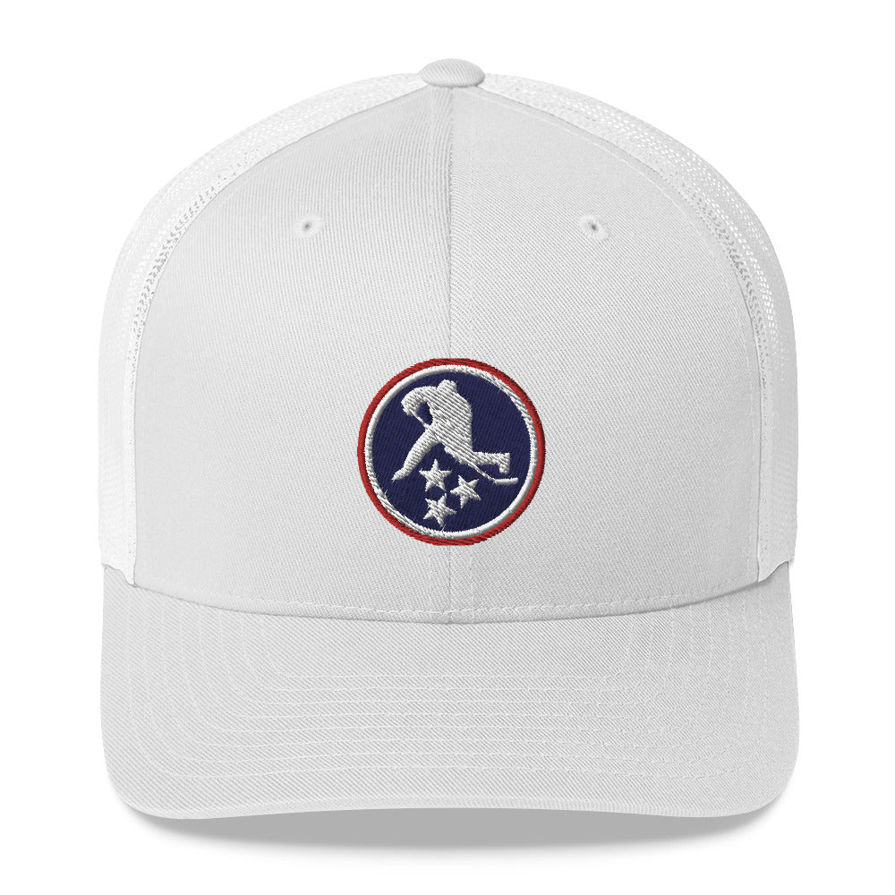 TN HOCKEY CO. ICON TRUCKER HAT