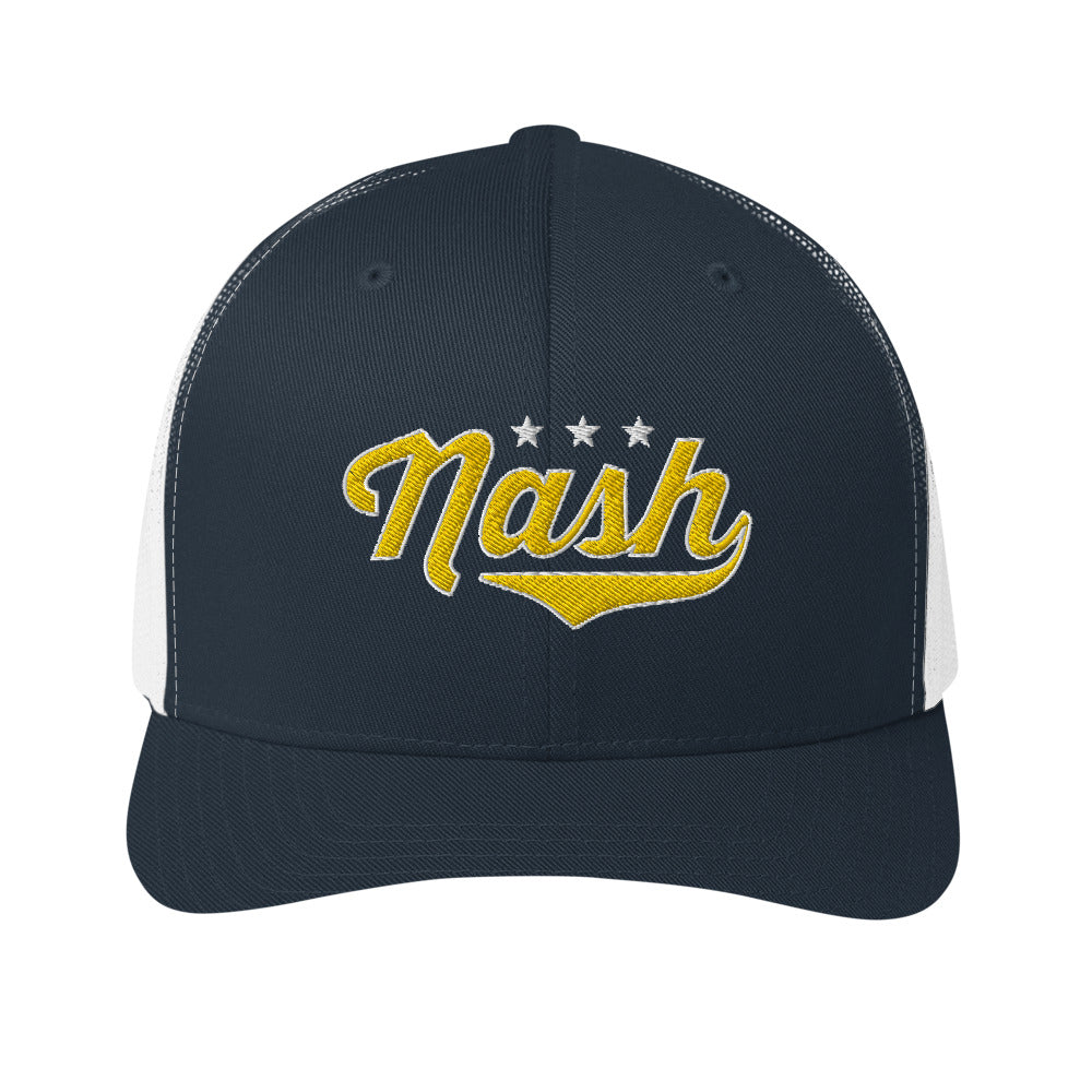 NASH STAR TRUCKER HAT
