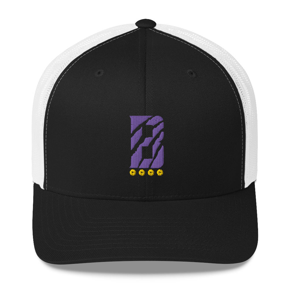 BETHEL ROLLER HOCKEY TRUCKER HAT