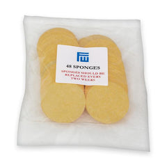 Extra Fisher Wallace Sponges (48 pack)