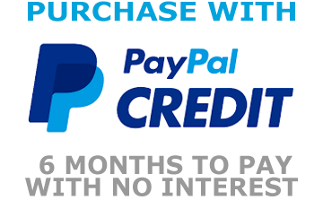Purchase with PayPal Credit