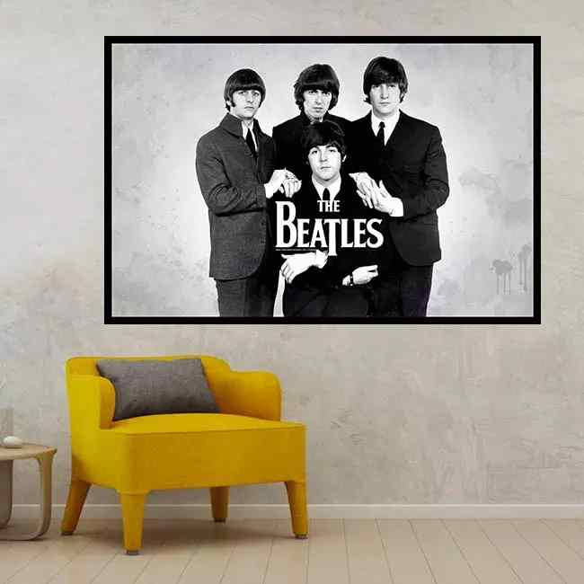 The Beatles - Time2PrintCanvas
