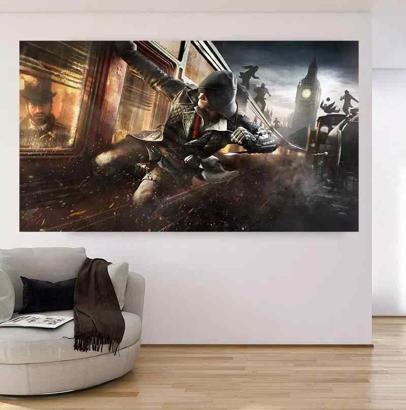 Assassin's Creed Syndicate - Time2PrintCanvas