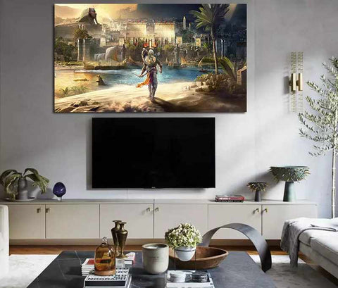 Assassin's Creed Origins - Time2PrintCanvas