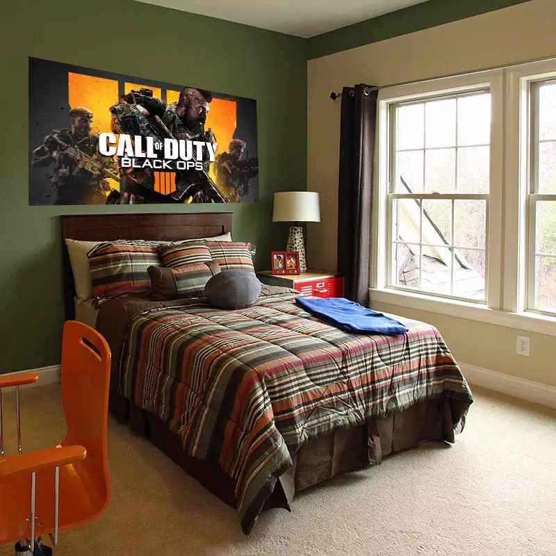 Call of Duty Black Ops IV - Time2PrintCanvas
