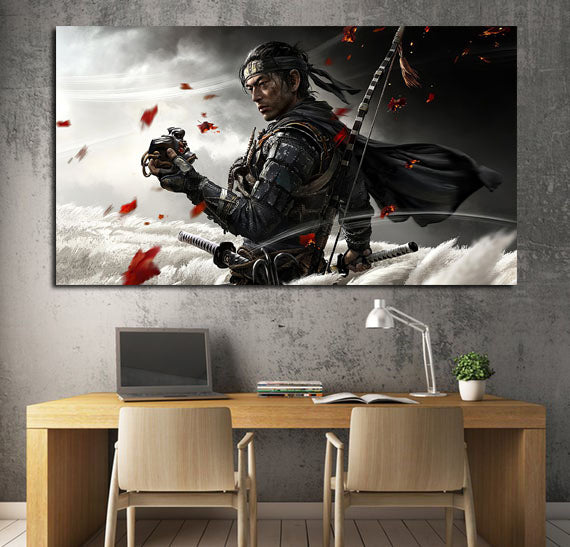 Ghost of Tsushima - Time2PrintCanvas
