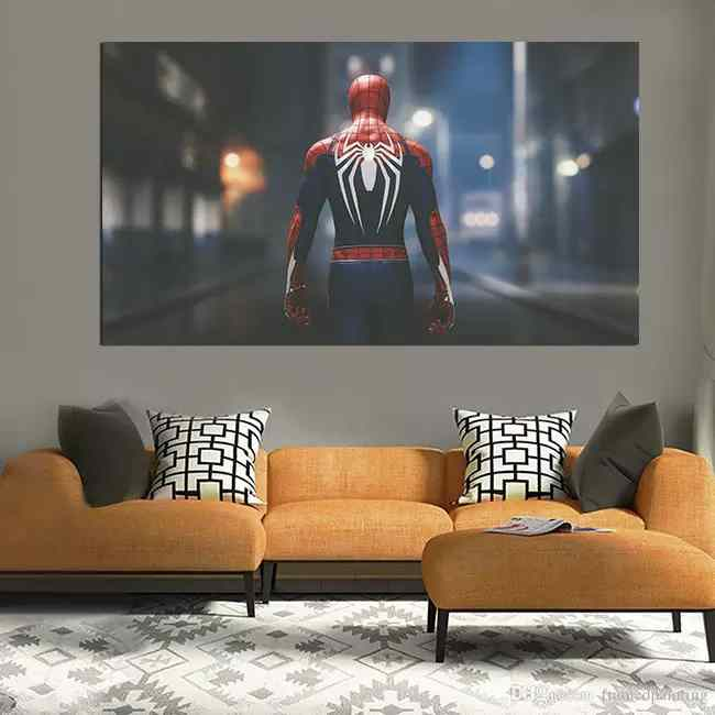 Spider Man III - Time2PrintCanvas
