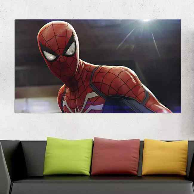 Spider Man II - Time2PrintCanvas