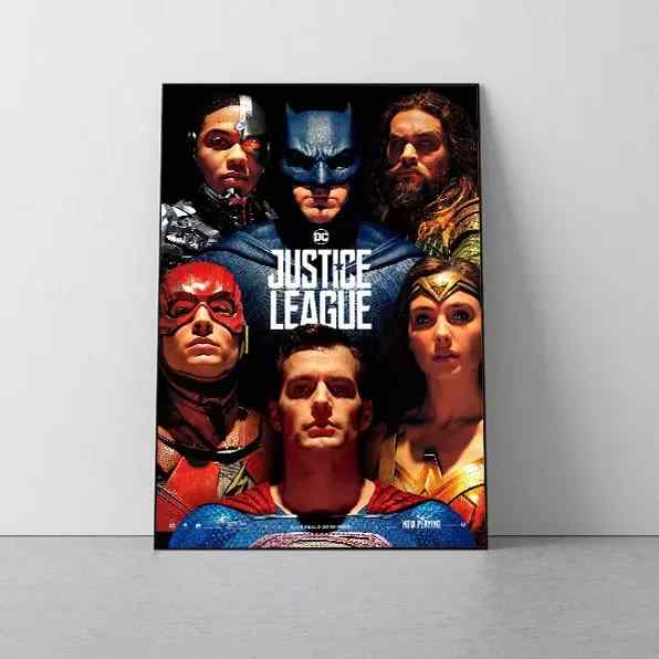 Justice League - Time2PrintCanvas