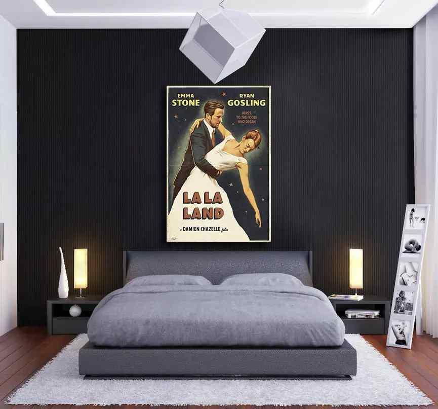 La La Land - Time2PrintCanvas