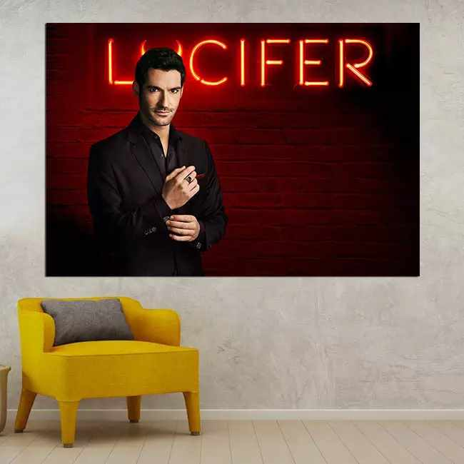 Lucifer II - Time2PrintCanvas