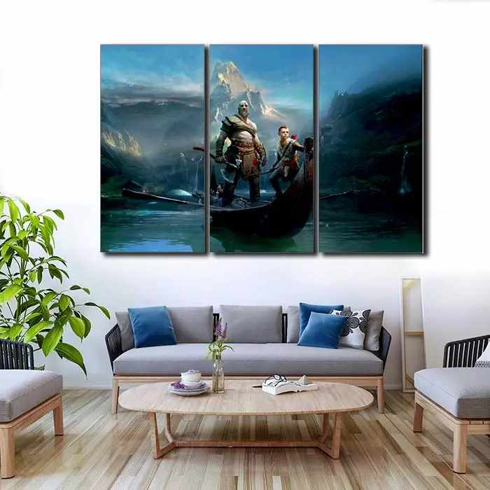 God of War - Time2PrintCanvas