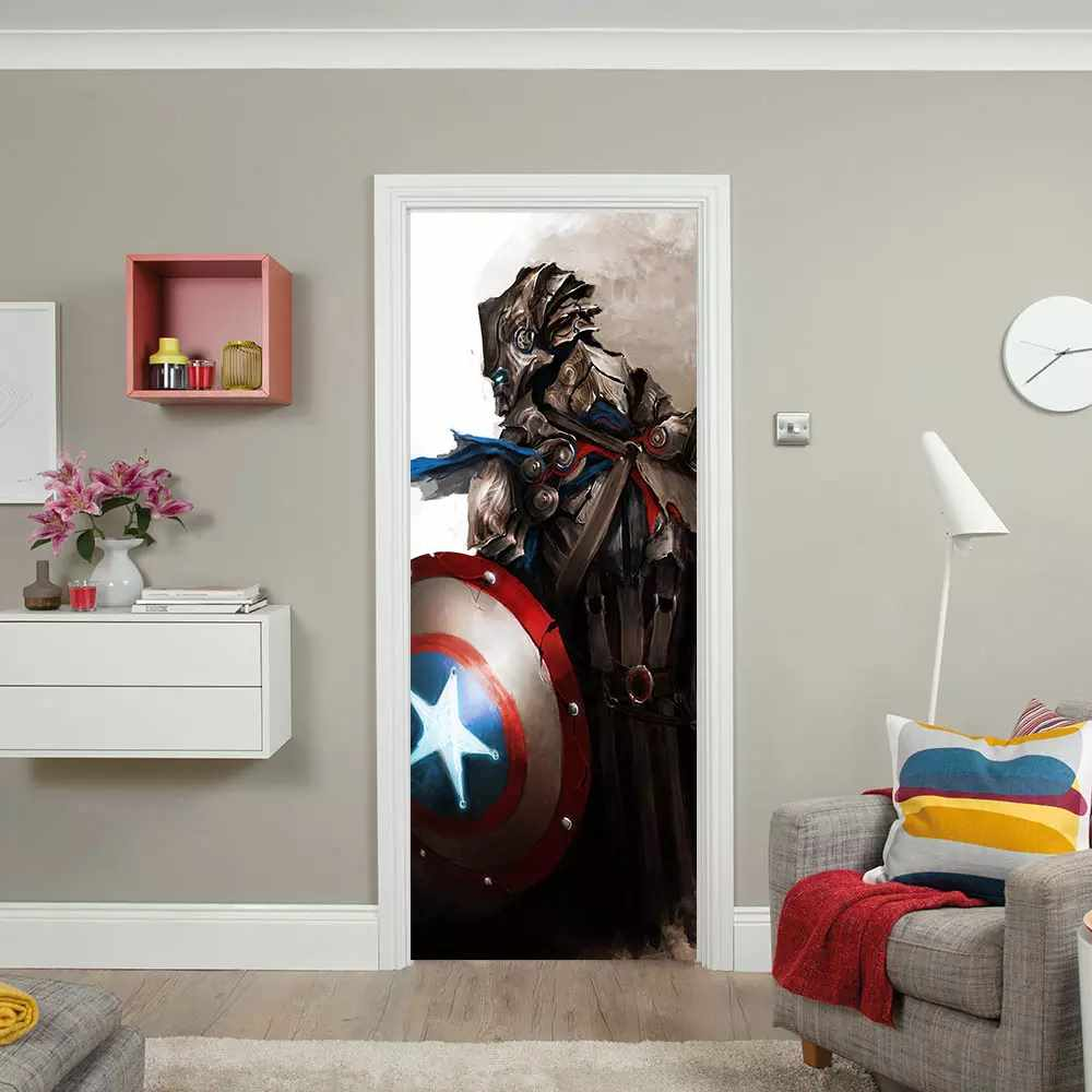 Captain America - Time2PrintCanvas