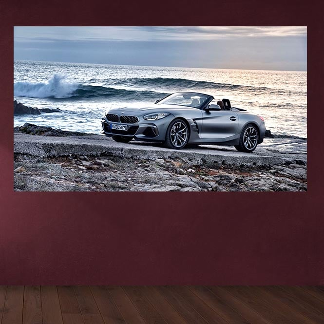 BMW Cabrio - Time2PrintCanvas