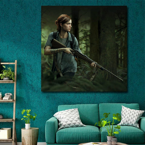 Ellie from Last of Us II