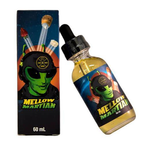East Coast Liquids: Fury Series - Mellow Martian - CravingVapes