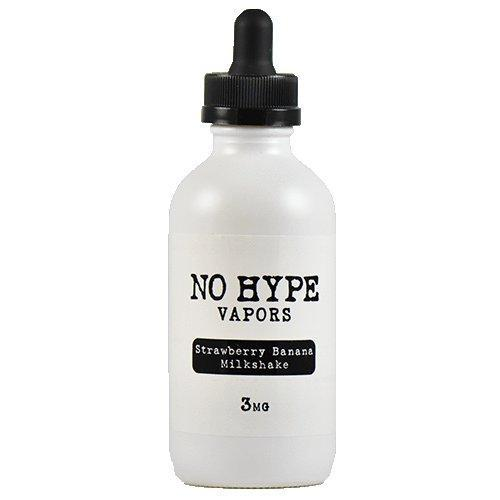 No Hype Vapors - Strawberry Banana Milkshake - CravingVapes