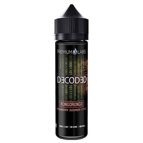 Decoded eLiquid - Rongorongo - CravingVapes
