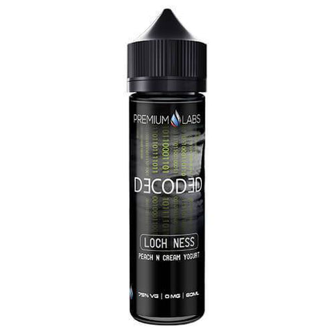 Decoded eLiquid - Loch Ness - CravingVapes