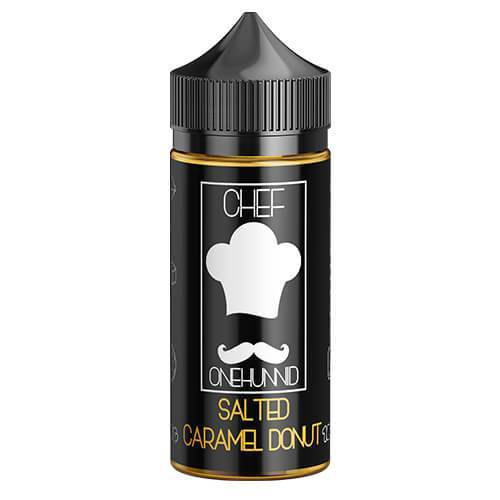 Chef One Hunnid - Salted Caramel Donut - CravingVapes