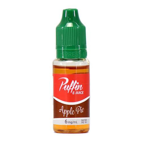 Puffin E-Juice - Apple Pie - CravingVapes