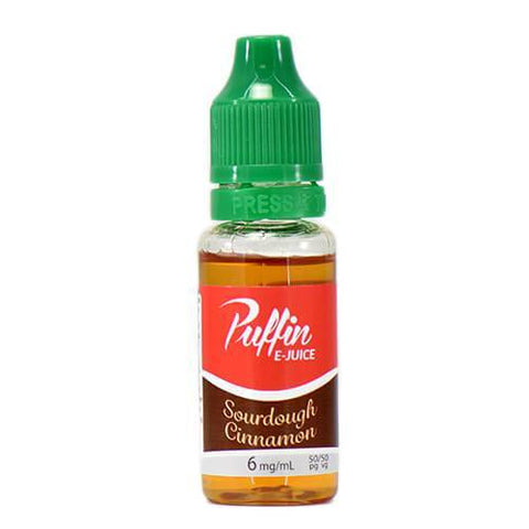 Puffin E-Juice - Sourdough Cinnamon - CravingVapes