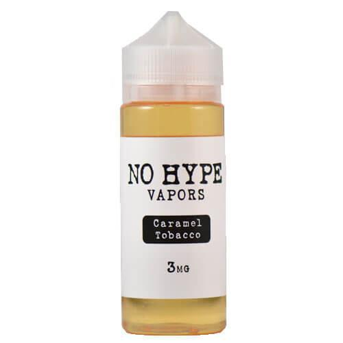 No Hype Vapors - Caramel Tobacco - CravingVapes