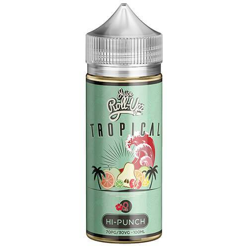 Juice Roll Upz Tropical Series - Hi-Punch - CravingVapes