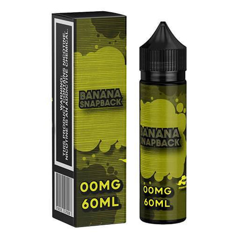 PC Vapes - Banana Snapback - CravingVapes