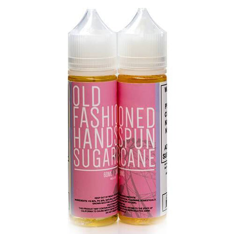 Old Fashioned by Maine Vape Co - Hand Spun Sugar Cane - CravingVapes