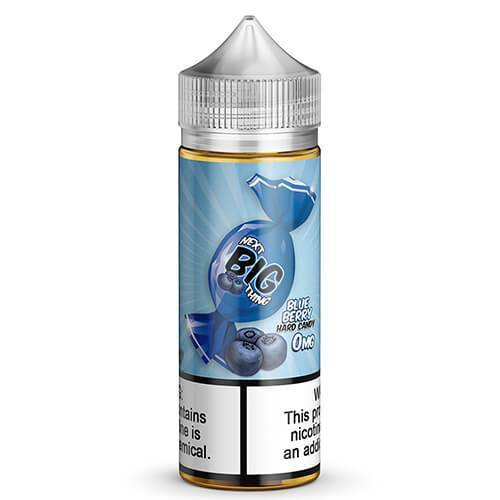 Next Big Thing eJuice - Blueberry Hard Candy - CravingVapes