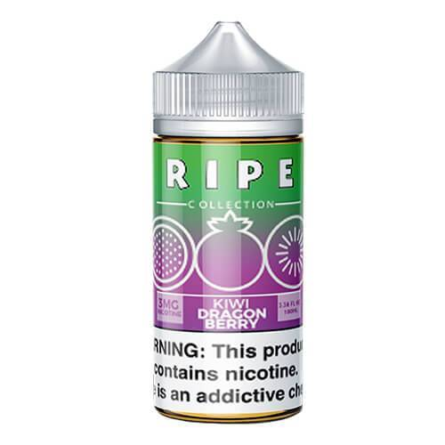 Ripe Collection by Vape 100 eJuice - Kiwi Dragon Berry - CravingVapes