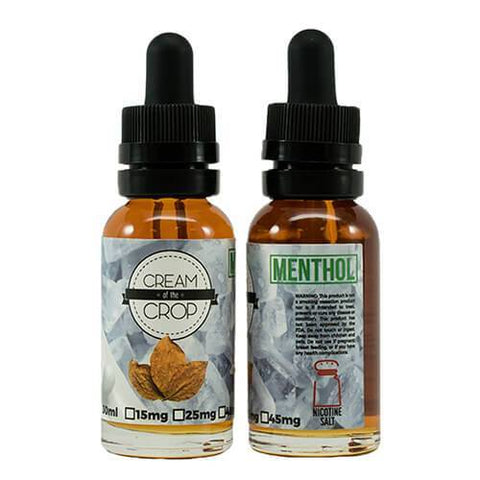 Enfuse Vapory - Nic Salt Line - Cream Of The Crop Menthol - CravingVapes