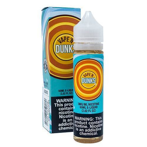 Bomb Sauce E-Liquid - Vape 'N Dunks - CravingVapes