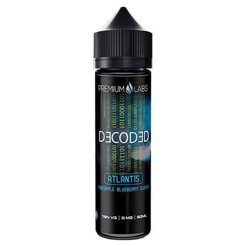 Decoded eLiquid - Atlantis - CravingVapes