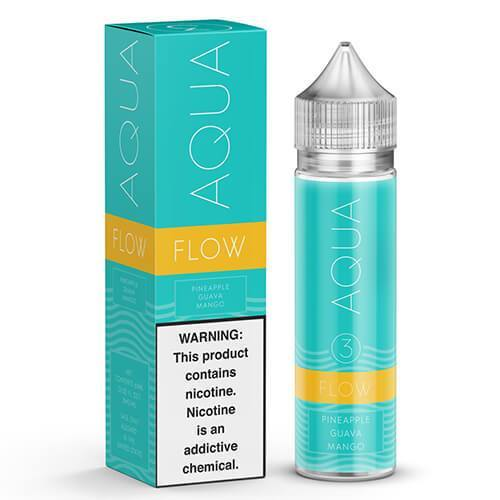 Aqua eJuice - Flow - CravingVapes