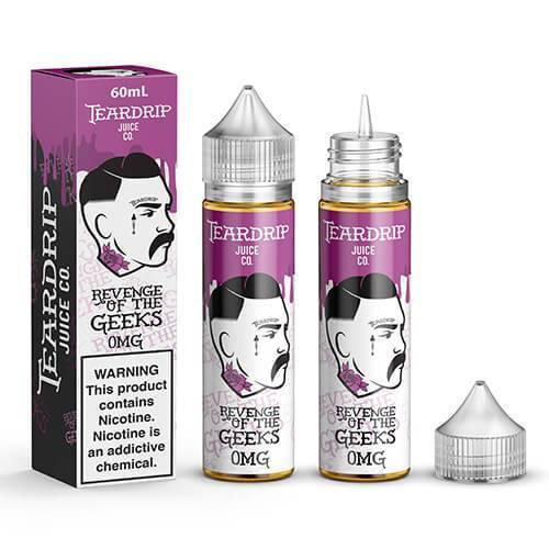 Teardrip Juice Co - Revenge of the Geeks - CravingVapes