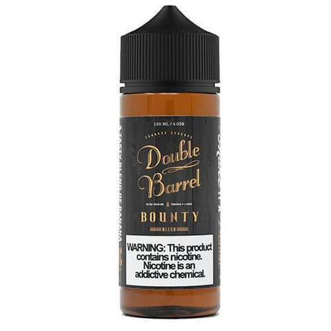 Double Barrel Tobacco Reserve - Bounty - CravingVapes