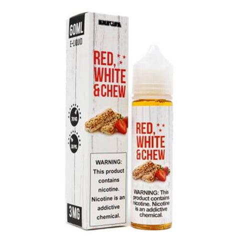 Enfuse Vapory - Red, White & Chew - CravingVapes