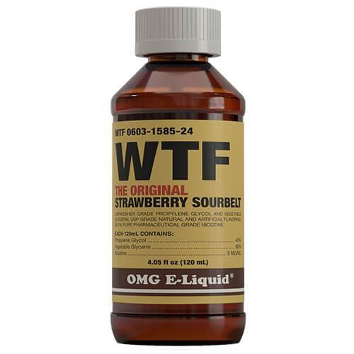 OMG E-Liquid - WTF - CravingVapes