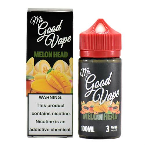 Mr. Good Vape - Melon Head - CravingVapes