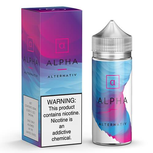 Alternativ eJuice - Alpha - CravingVapes