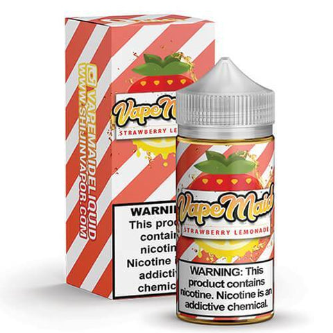 Vape Maid By Shijin Vapor - Strawberry Lemonade - CravingVapes