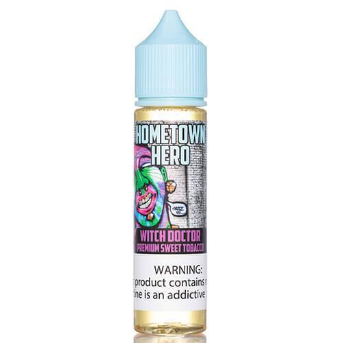 Hometown Hero Vapor - Witch Doctor - CravingVapes
