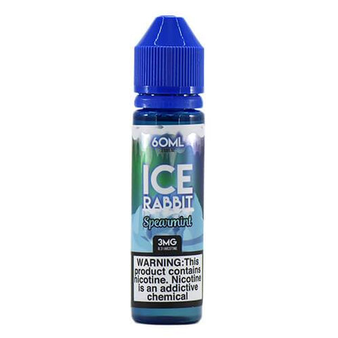 Ice Rabbit by Mighty Vapors - Spearmint - CravingVapes